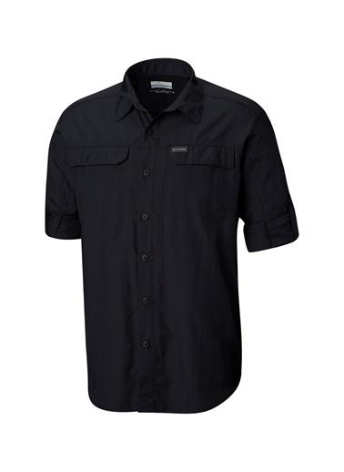 Columbia Columbia AO0651 Silver Ridge 2.0 Long Sleeve Shirt Gömlek Siyah